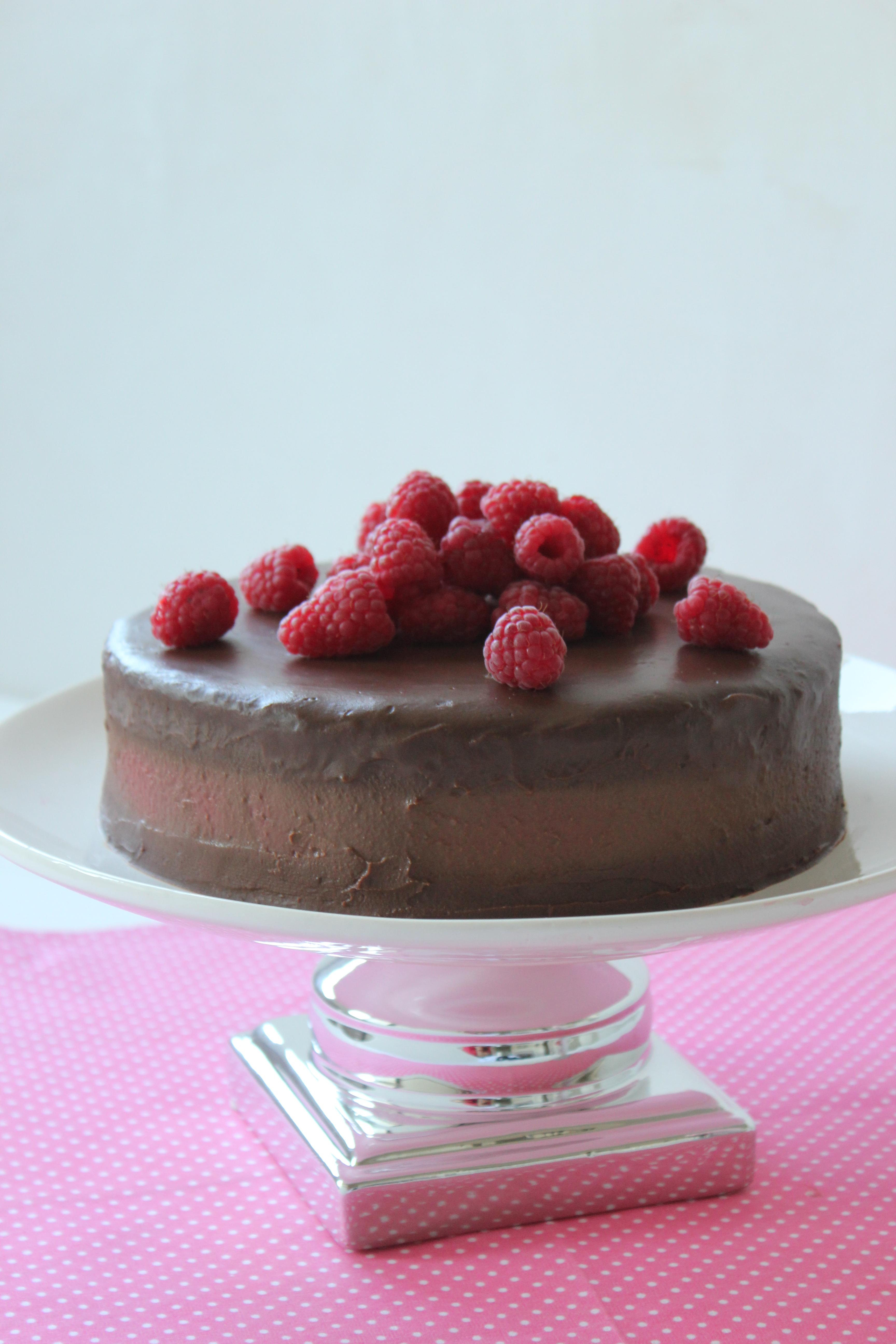 Schokoladen Himbeermousse Traum Disaster Tezukuri Baking