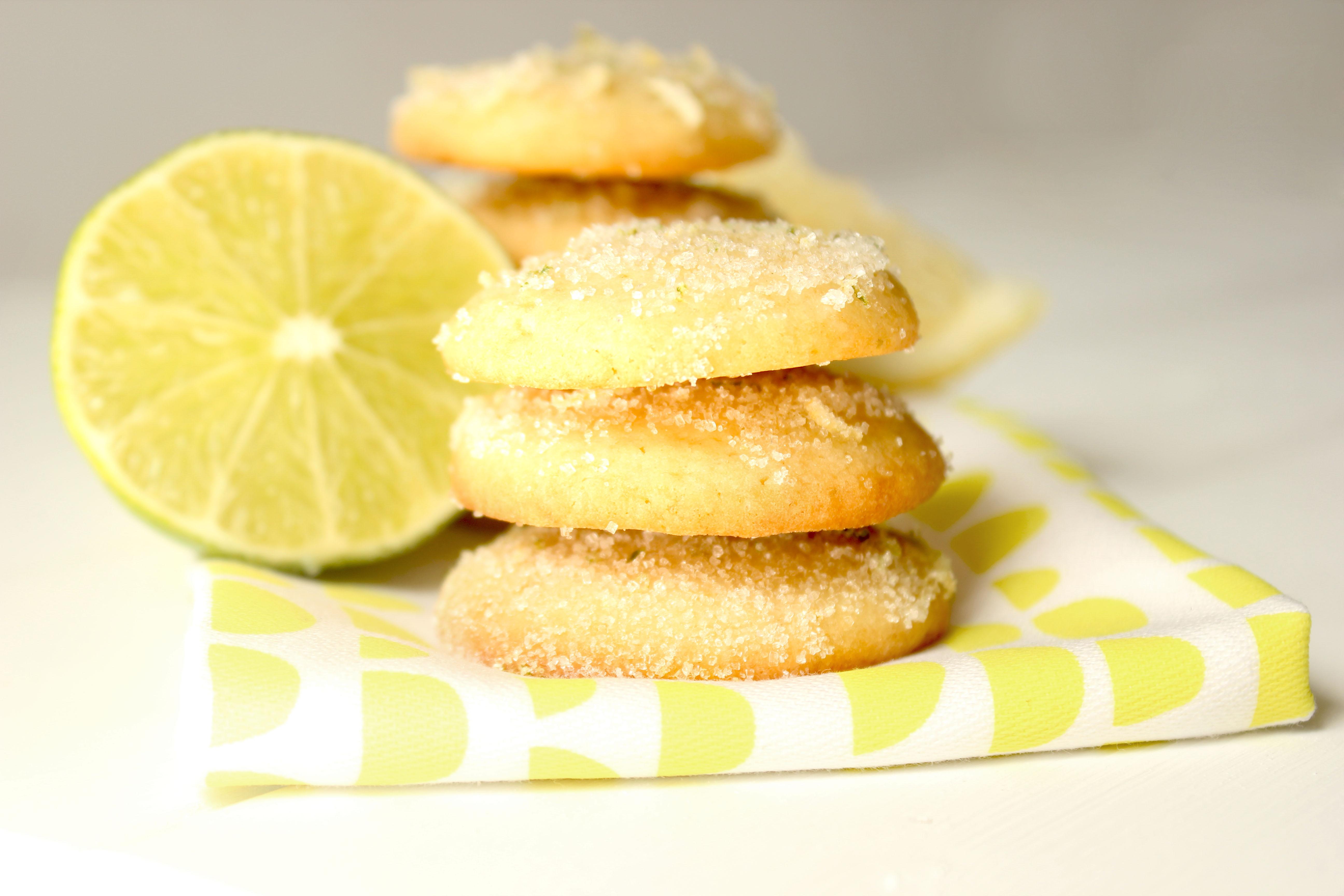 Sommerplätzchen sommerliche zitronen cookies inkl veganer zutatenliste